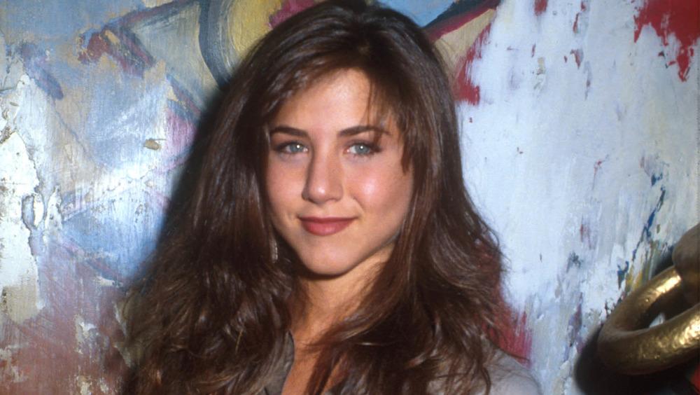 Jennifer Aniston in the '90s