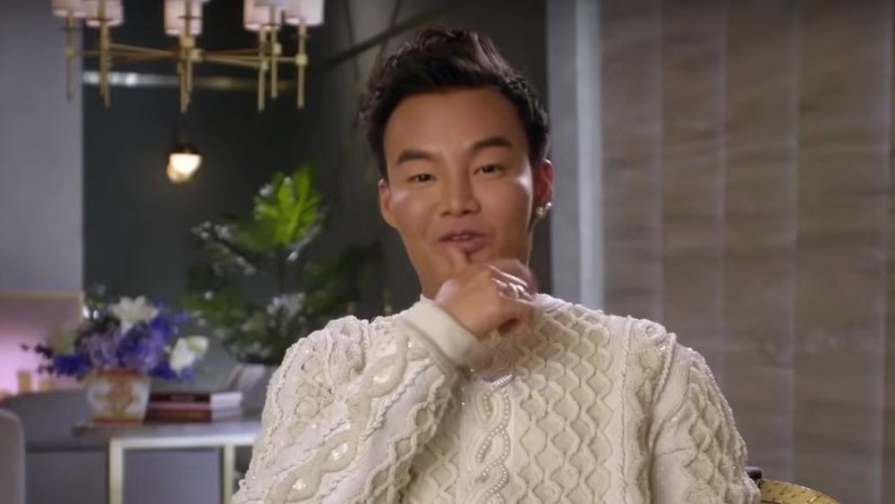 Kane Lim on Bling Empire