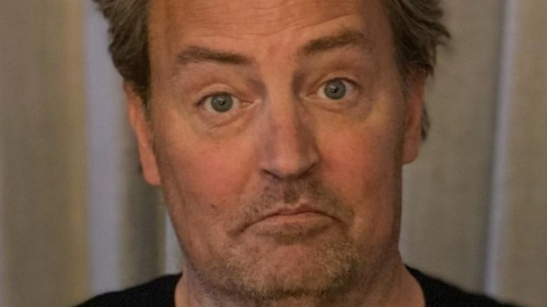 Matthew Perry at 51