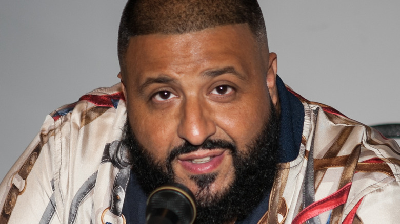 DJ Khaled attended and performed at the BMI R&B / HIP-HOP AWARDS
