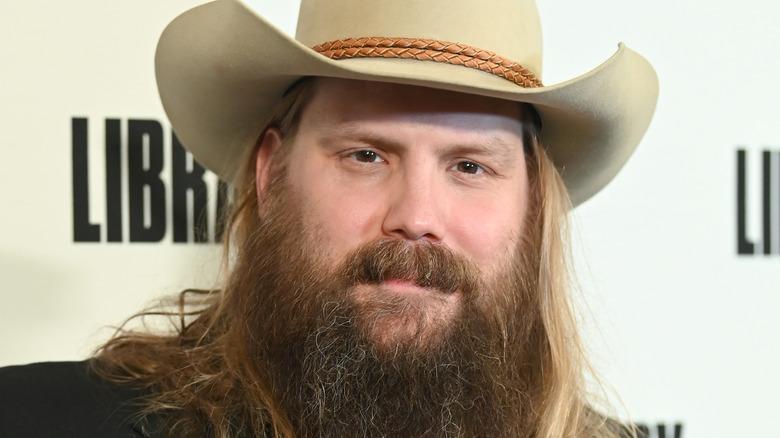 Chris Stapleton, wearing a cowboy hat, 2020 photo