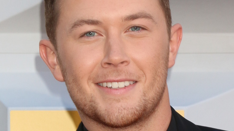 Scotty McCreery at the ACM Awards