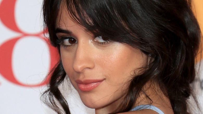 Camila Cabello on red carpet