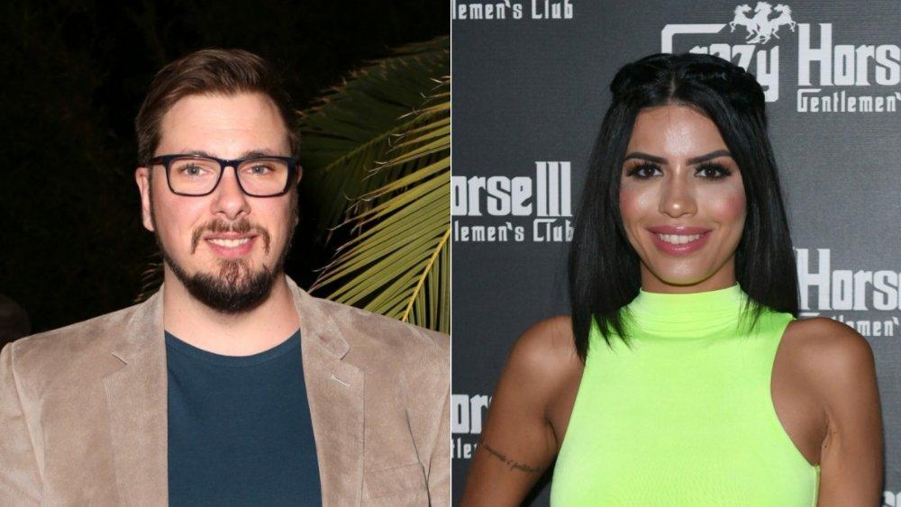 Colt Johnson, Larissa Dos Santos Lima