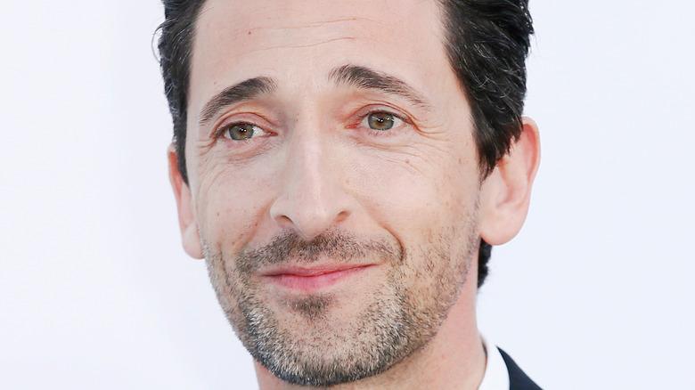 Adrien Brody at amfAR Gala Cannes 2018