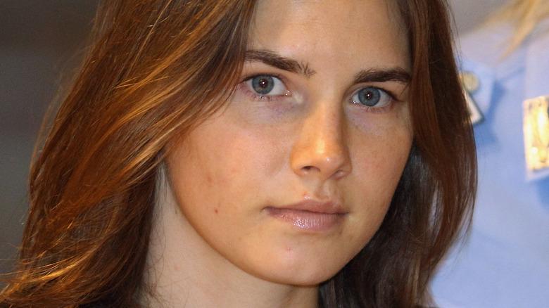 Amanda Knox in 2011