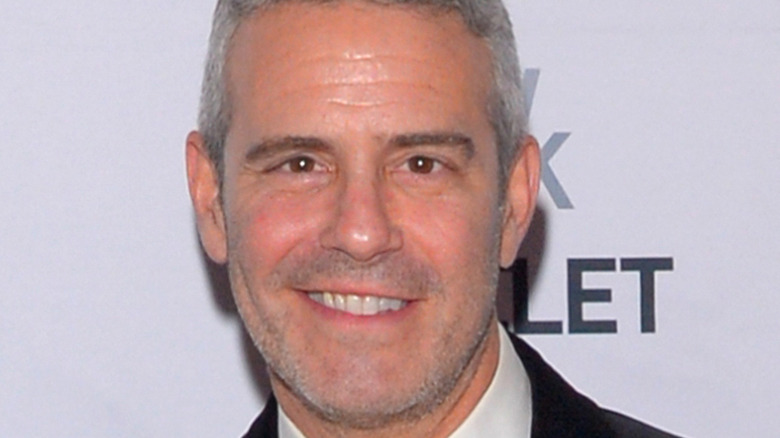 Andy Cohen at an event