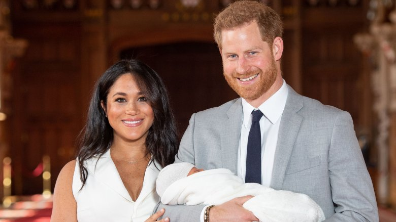 Meghan Markle, Prince Harry, Baby Sussex