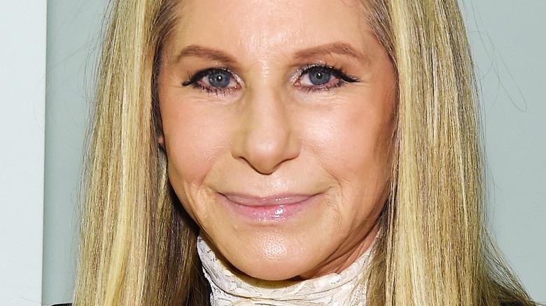 Barbra Streisand at the 70th Annual Tony Awards 2016