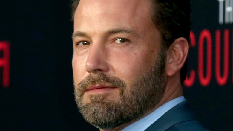 """Ben Affleck attending premiere of Warner Bros Pictures' """"The Accountant"""""""