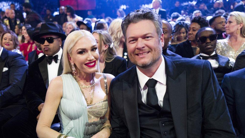 Blake Shelton and Gwen Stefani