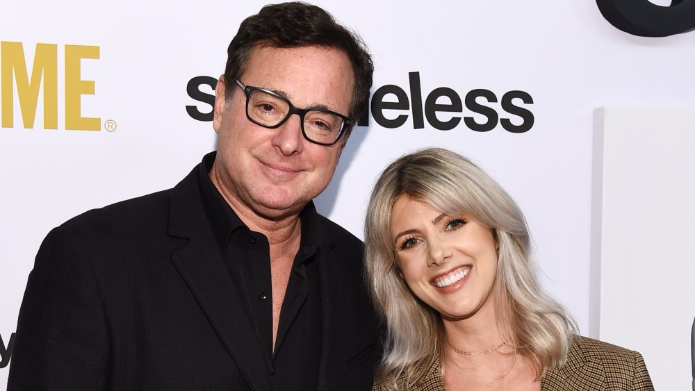 Bob Saget and wife Kelly Rizzo