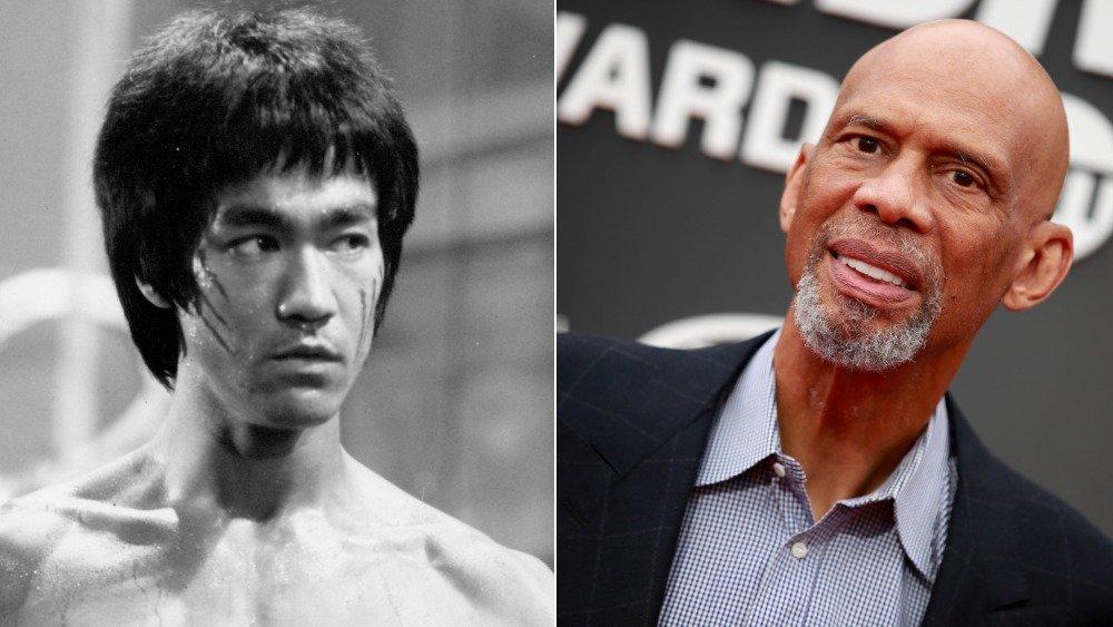 Bruce Lee, Kareem Abdul-Jabbar