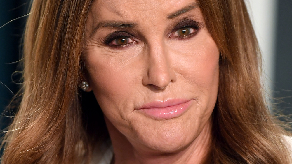 Caitlyn Jenner on the red carpet