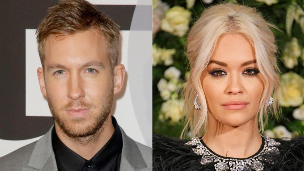 Calvin Harris, Rita Ora