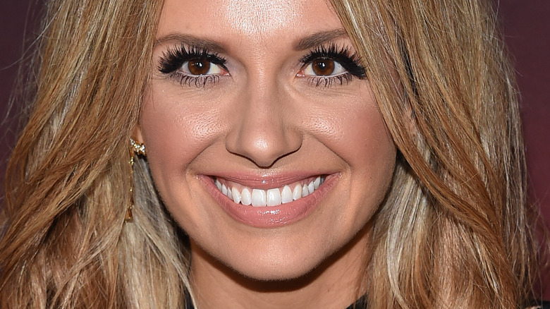Carly Pearce smiling
