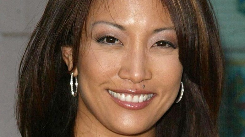 Dancing With the Stars judge Carrie Ann Inaba