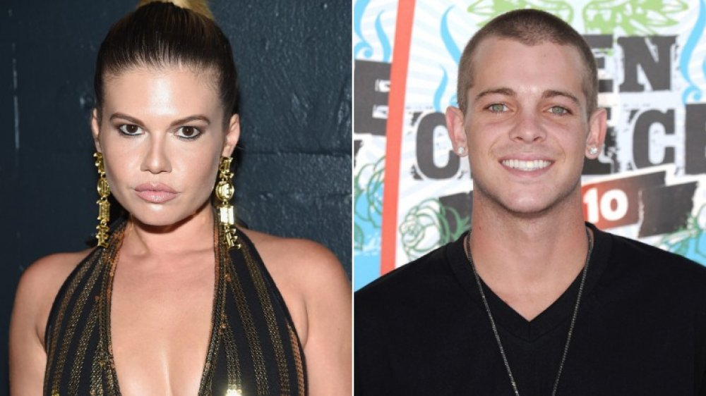 Ryan Sheckler and Chanel West Coast