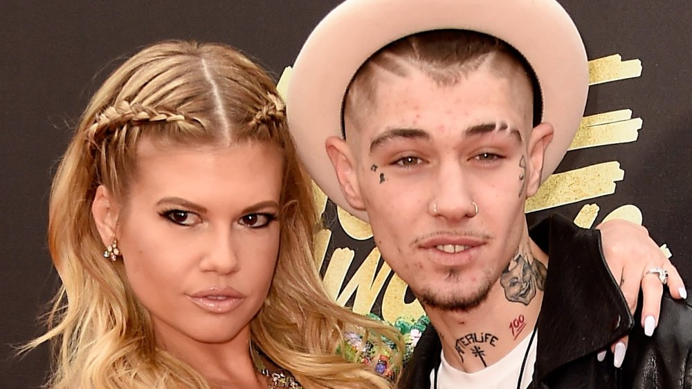 Chanel West Coast and Liam Horne
