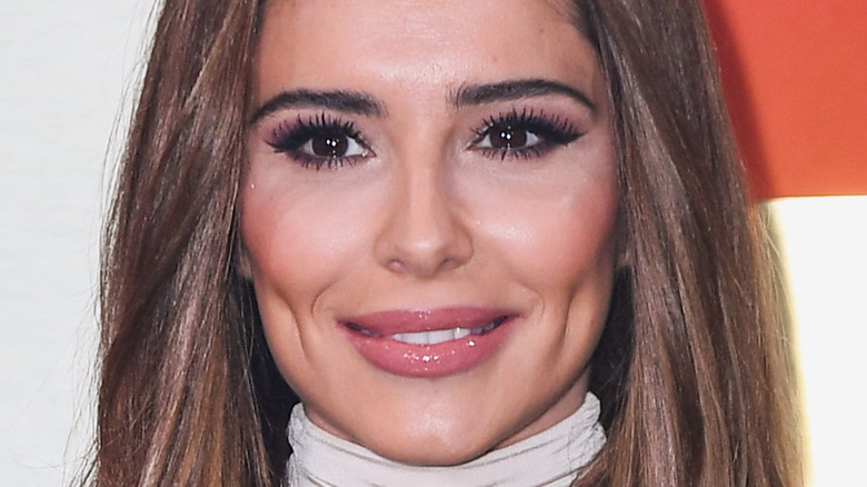 Cheryl Cole smiling