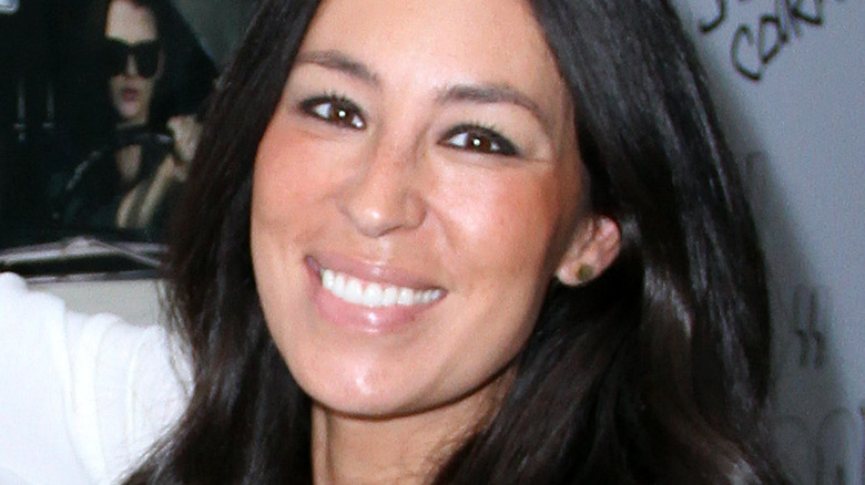 Joanna Gaines at an AOL event