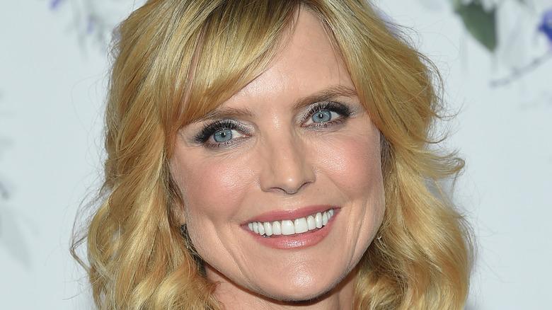 Courtney Thorne Smith smiling