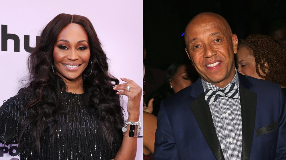 Russell Simmons, Cynthia Bailey