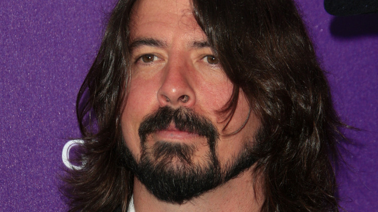 Dave Grohl at an event