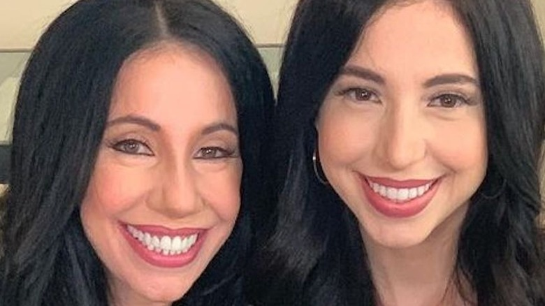 Dawn and Cher Hubsher selfie