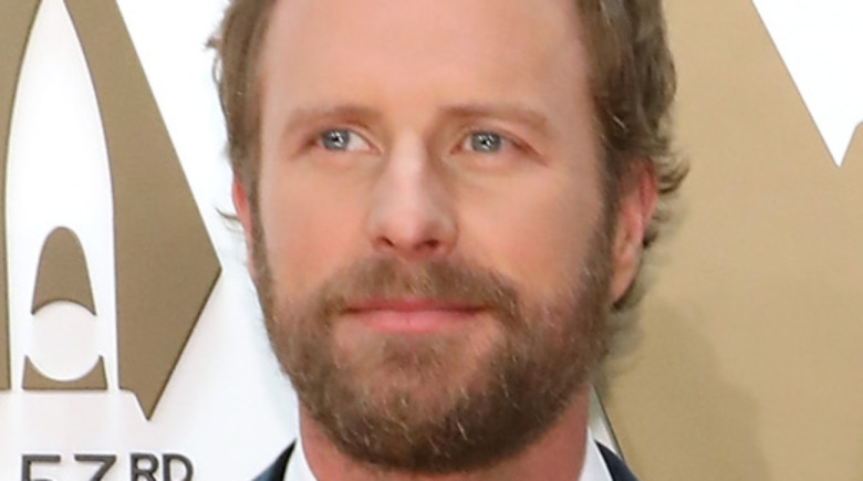 Dierks Bentley and Cassidy Black attend CMA Awards