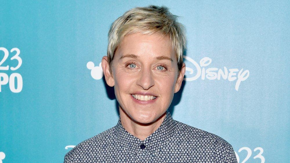 Ellen DeGeneres at D23 Expo 2015