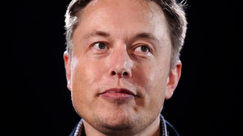 Elon Musk in 2020
