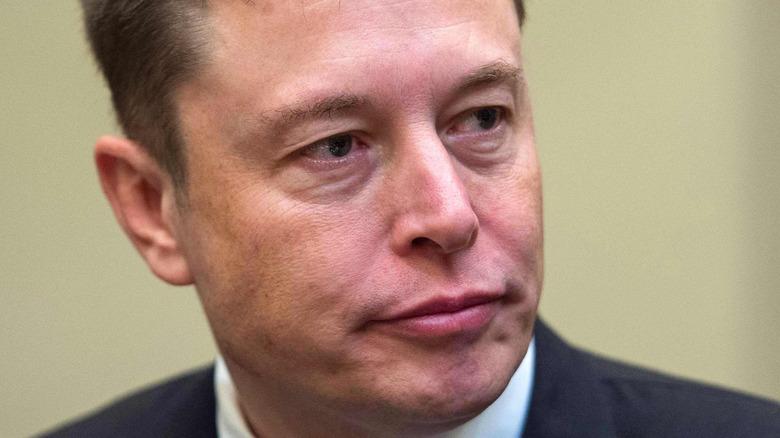 Elon Musk in October 2020