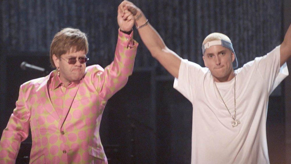 Elton John & Eminem
