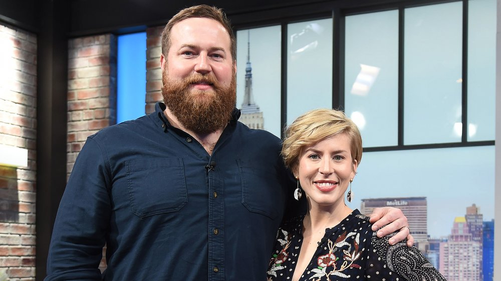 Erin and Ben Napier