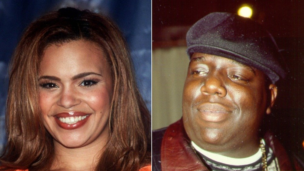 Faith Evans and Christopher Notorious B.I.G. Wallace