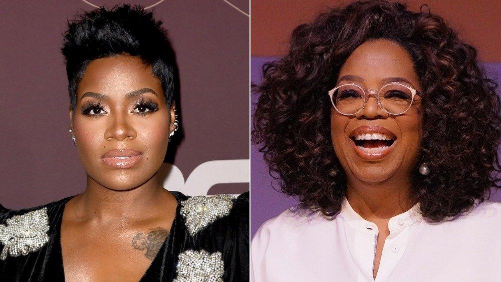Fantasia Barrino, Oprah