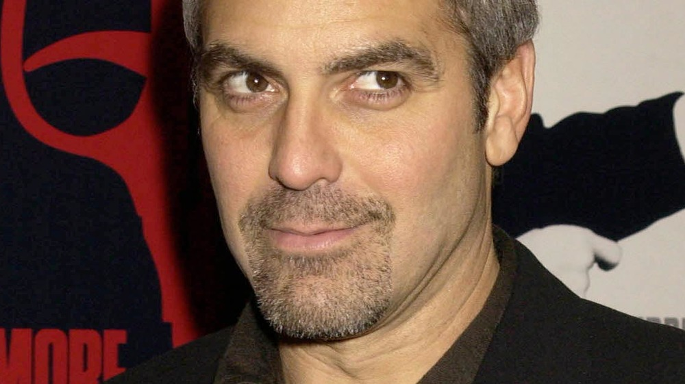 George Clooney Dangerous Mind