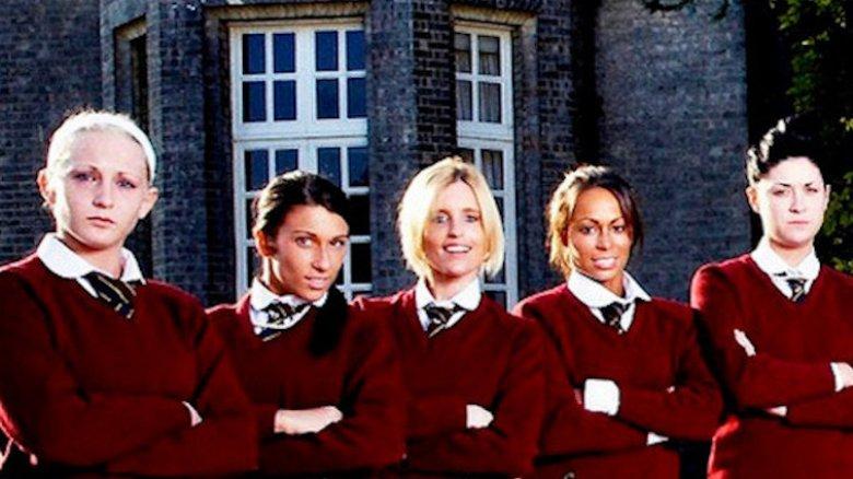 The Girls of Hedsor Hall