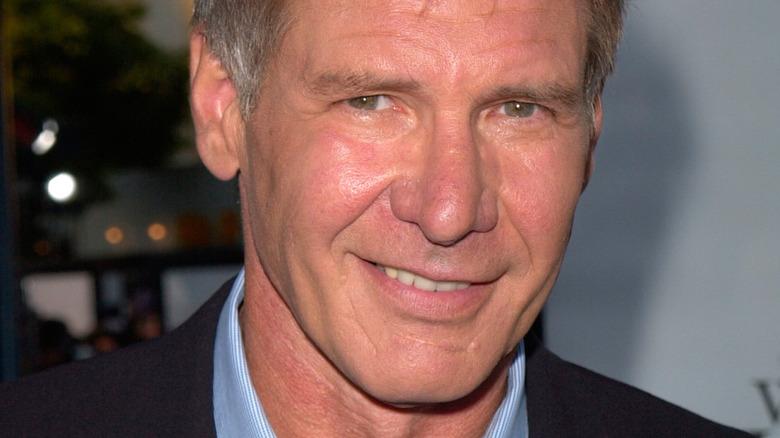 Harrison Ford movie premiere