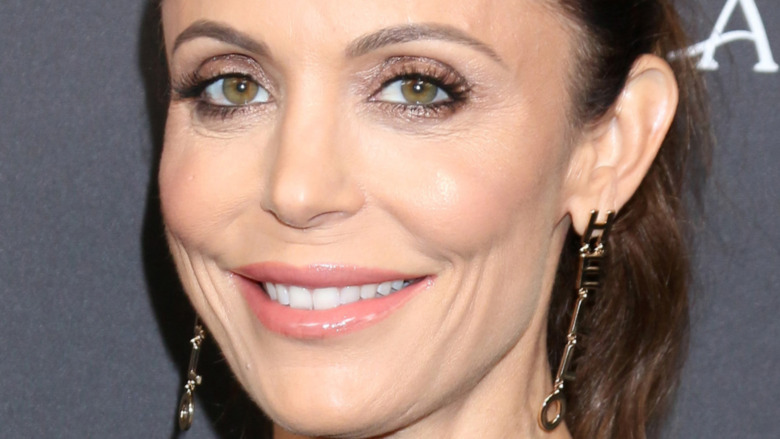 Bethenny Frankel green eyes