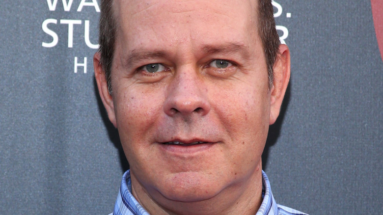 James Michael Tyler attending Warner Bros. Studio Tour Hollywood Expansion Official Unveiling