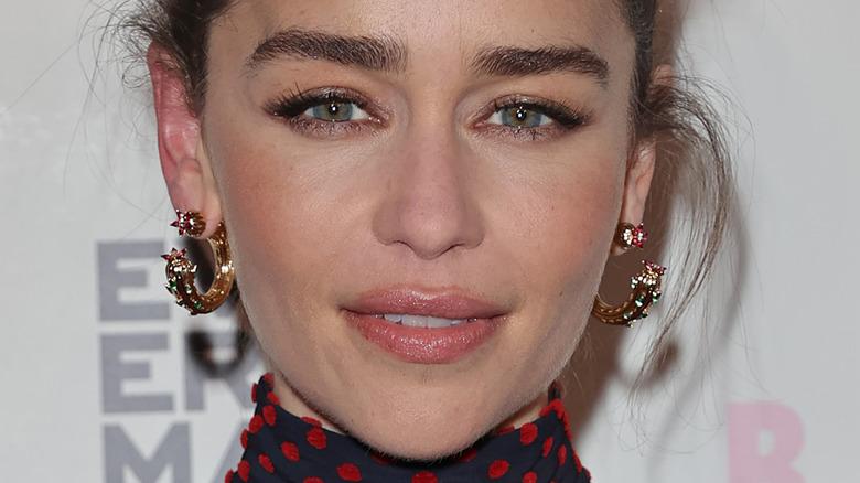 Emilia Clarke, London, 2021