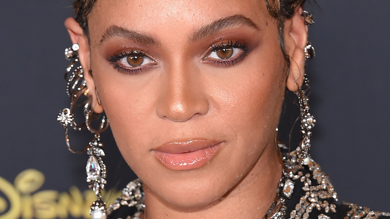 Beyoncé on the red carpet