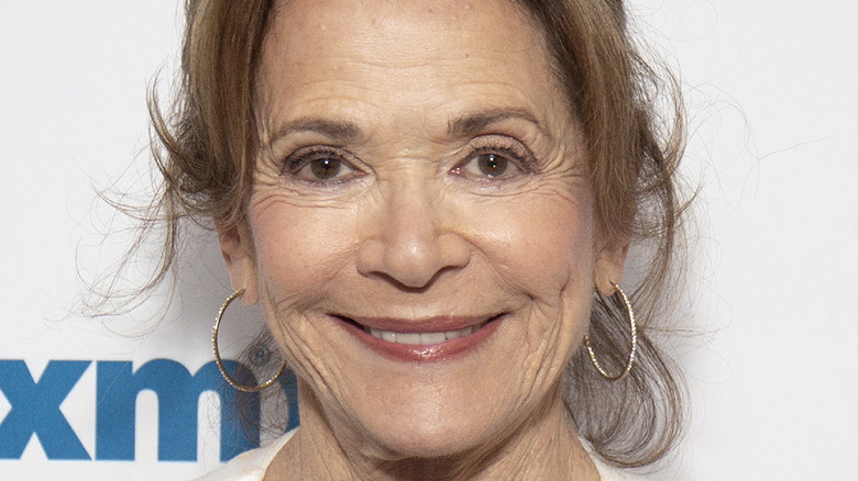 Jessica Walter smiles for the camera