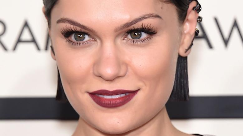Jessie J at the Emmy Awards