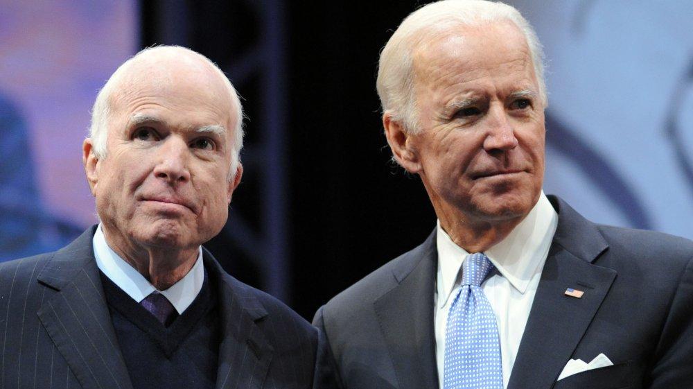 Joe Biden, John McCain