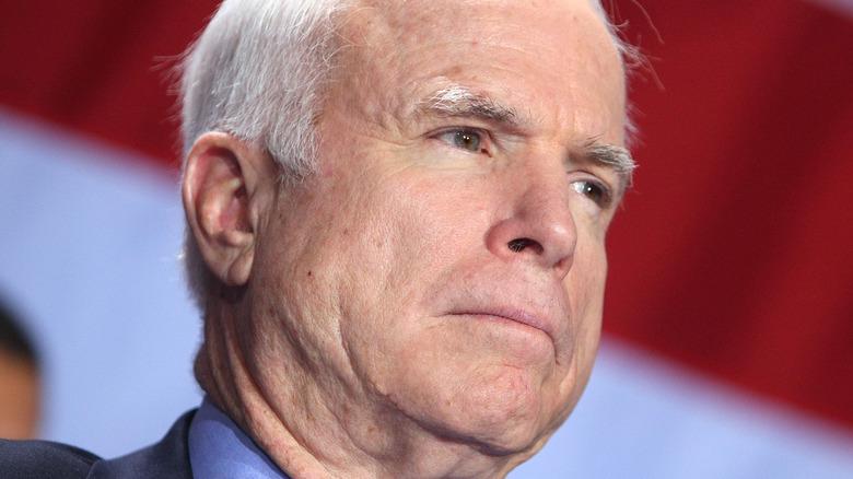 John McCain attending national security roundtable