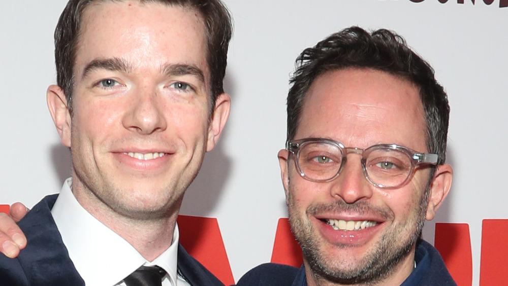 Nick Kroll and John Mulaney at the Film Independent Spirit Awards