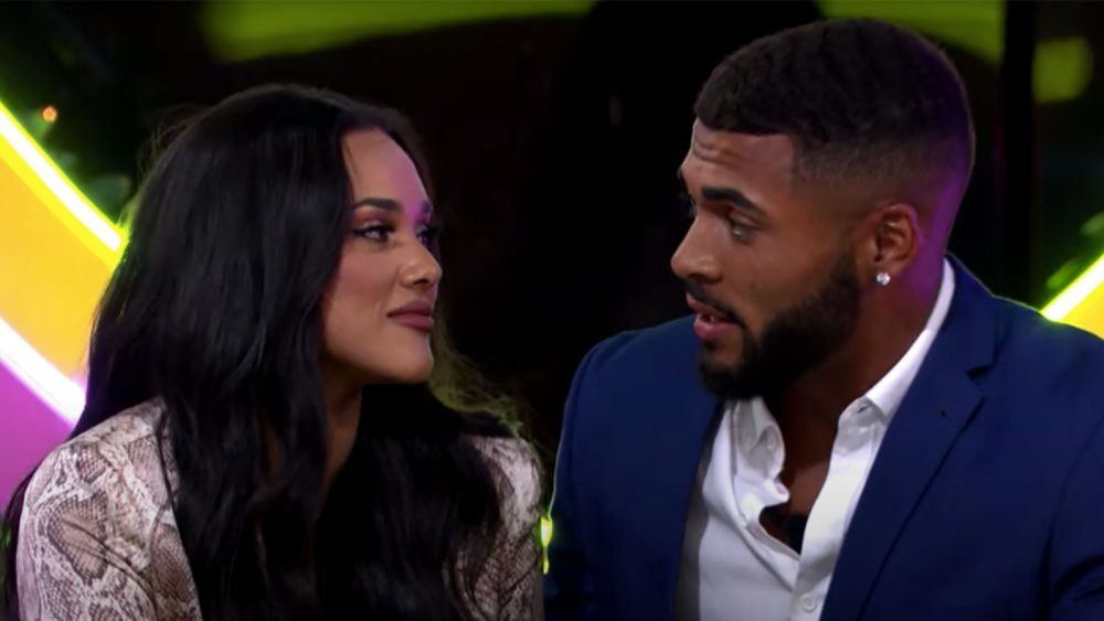 Cely and Johnny Love Island USA